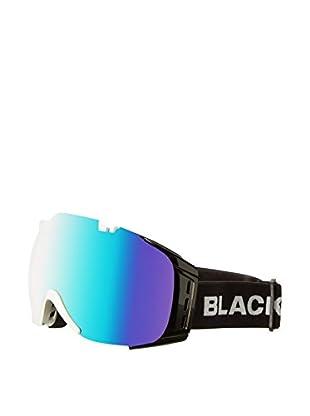 Black Crevice Skibrille Warh schwarz/weiß