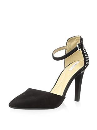 Geox Women's Caroline Ankle Strap Pump