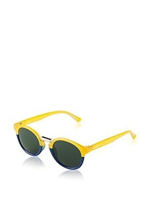 MR.BOHO Sonnenbrille ED2-11 gelb/blau