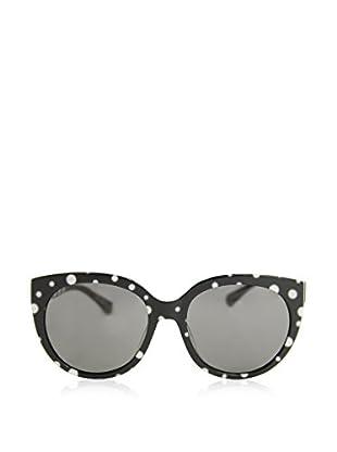 Moschino Gafas de Sol L-523S-03 (56 mm) Negro