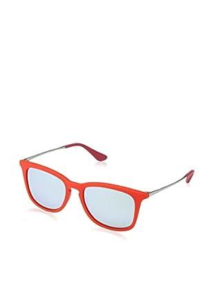 Ray-Ban Gafas de Sol Kids 9063S (48 mm) Rojo