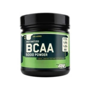 Optimum Nutrition BCAA 5000 Powder-Unisex