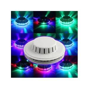 48 LED Auto Rotating Party Lighting Sunflower LED Lights Diwali