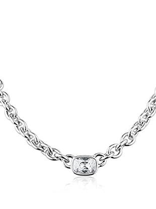 Dyrberg/Kern Halskette Elisa Ss Crystal silberfarben