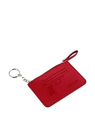 davidelfin Portemonnaie Key Purse rot