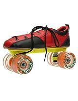 Jonex Skating Roller Hypro P.U. Wheel with Ball Bearing (Pack of 8)