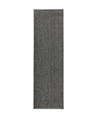 ABC Teppich  anthrazit 60 x 200 cm