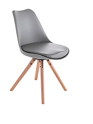 Contemporary Wood Stuhl 2er Set Kiki Wood