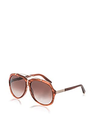 D Squared Sonnenbrille DQ011059 (59 mm) havanna/goldfarben