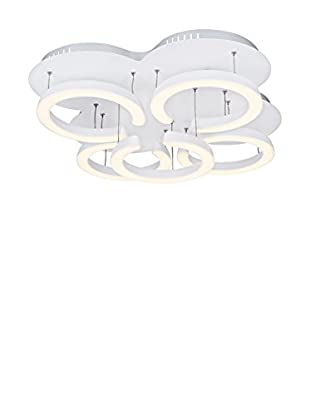 Light up Lámpara De Techo LED Ring White