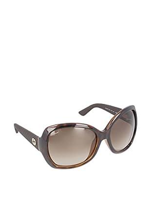 Gucci Sonnenbrille 3715/S HAINI61 havanna