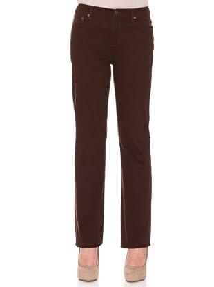 Cortefiel Pantalón Regular (marrón)