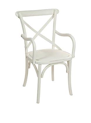Hanover Loft Stuhl weiß