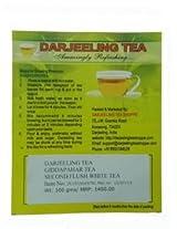 Giddapahar tea Second Flush White Tea - 100 gms