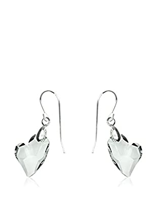 So Charm with Crystals from Swarovski Pendientes  Transparente