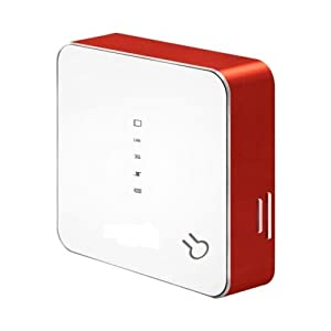 Connectwide Portable Wireless Pocket 3G WiFi Router Direct SIM slot - 3G Hotspot, Wifi, 5200mAh Power Bank (5 in 1 Function)