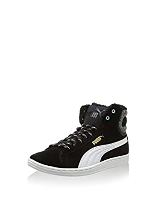 Puma Hightop Sneaker Vikky Mid Marl