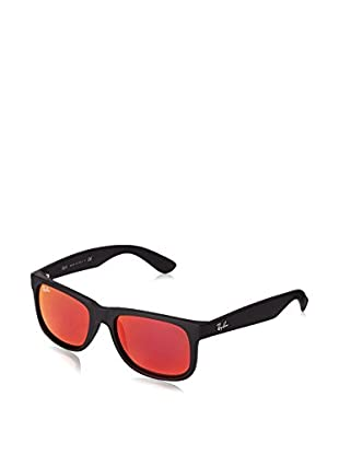 Ray-Ban Sonnenbrille Justin 4165-622/ 6Q (51 mm) schwarz