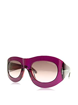 Tom Ford Gafas de Sol FT-MILA 0403S-77Z (53 mm) Fucsia