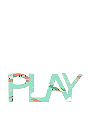Palabra Decorativa Play
