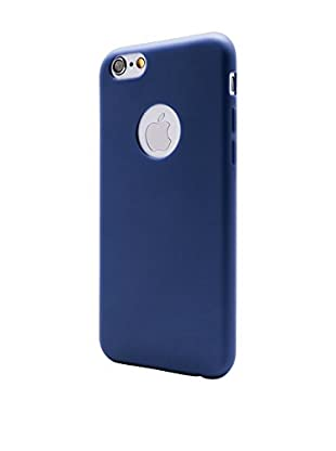 UNOTEC Hülle Second Skin iPhone 7 blau