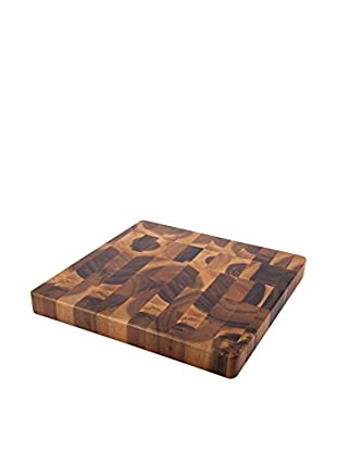 Core Acacia Large Square Checker Chop Block
