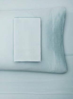 Westport Linens 1000 TC Egyptian Cotton Sateen Sheet Set, Ocean Blue, King