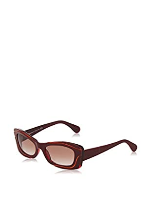 John Galliano Gafas de Sol JG002055 (55 mm) Burdeos