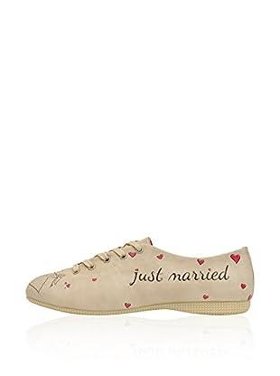 DOGO Zapatos de cordones Just Married