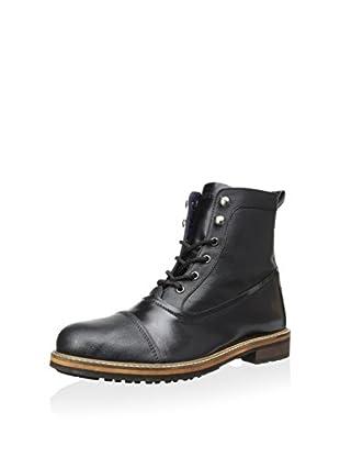Ben Sherman Men's Ralph Cap Toe Lace-Up Boot