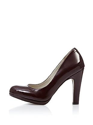 RRM Zapatos de Tacón Alto Ancho