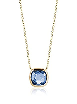 DI GIORGIO PARIS Halskette Dgm74Tz vergoldetes Silber 18 Karat