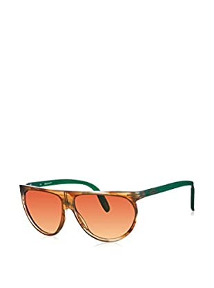 GANT Occhiali da sole GAA871W 62D93 (62 mm) Marrone/Verde