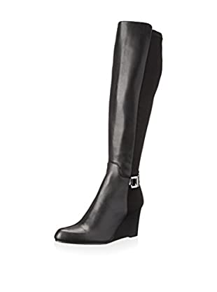 Calvin Klein Women's Sama Tall Boot (Black)