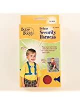 Baby Buddy - Deluxe Security Harness Red (1 pack of 6 items)