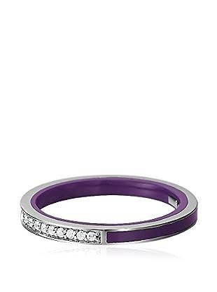 Esprit Anillo Marin Silver Glam Purple