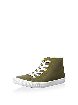 Burnetie Men's Light Midtop Sneaker