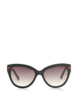 Moschino Gafas de Sol L-532S-01 (57 mm) Negro