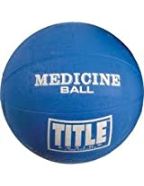 Medicine Ball Rubber Moulded 8 lbs