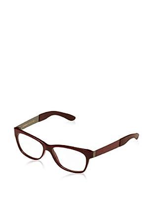 Yves Saint Laurent Gestell 6367 (52 mm) bordeaux