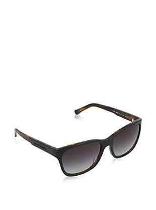 Emporio Armani Sonnenbrille 4004 (56 mm) schwarz/havanna