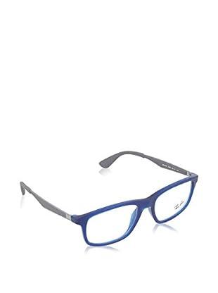 Ray-Ban Gestell 7055 539353 (53 mm) blau
