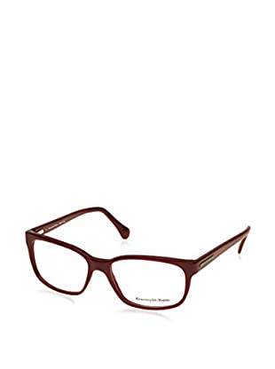 E. Zegna Gestell Vz3533 (54 mm) bordeaux