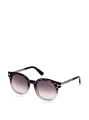 Tom Ford Sonnenbrille FT0435_83T (51 mm) bordeaux