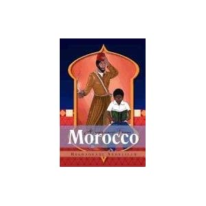 A migrant from Morocco: A novel in four books