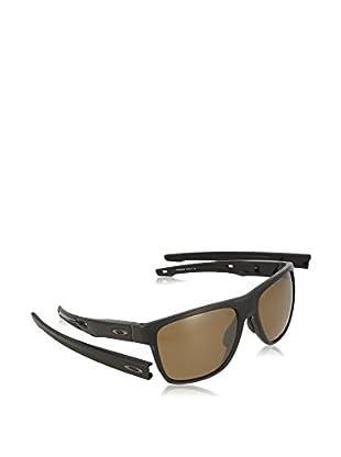 Oakley Sonnenbrille Polarized Crossrange Xl (58 mm) schwarz