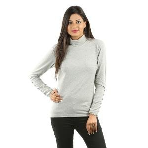 U V & W Women's T-shirt - Grey