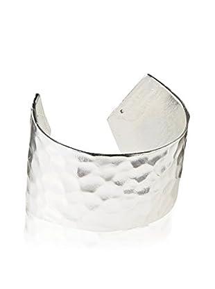 Karine Sultan Jewelry Silver Arrow Cuff