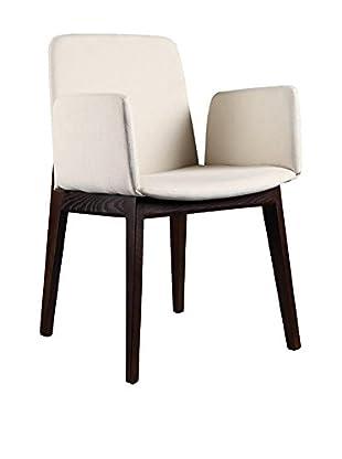 Ceets Susannah Arm Chair, Cream