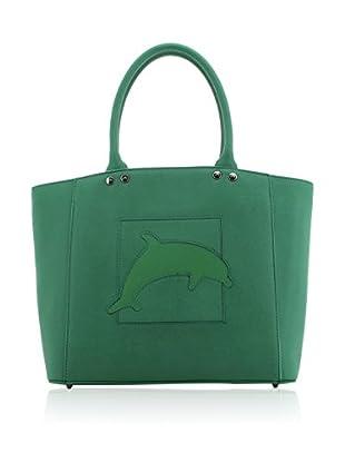 davidelfin Bolso shopping Flipper Verde